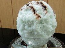 かき氷業界にもブーム到来!この夏関西で食べたいチョコミント味のかき氷