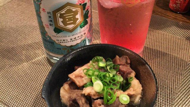 東京下町呑みを神戸で!関西では貴重な「シャリキン」も味わえる酒場
