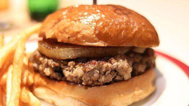 【66ダイナー】ハンバーガーの原点!シンプルだけど旨いハンバーガー