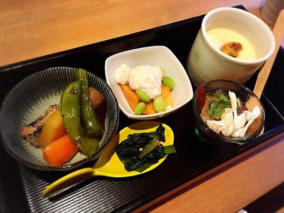 素材の味を活かした手作りごはんが美味しい!癒し系カフェレストラン