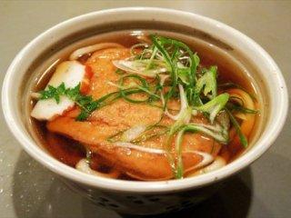大阪でうどんが美味しい5軒!うさみ亭マツバヤなど大阪のうどんの名店