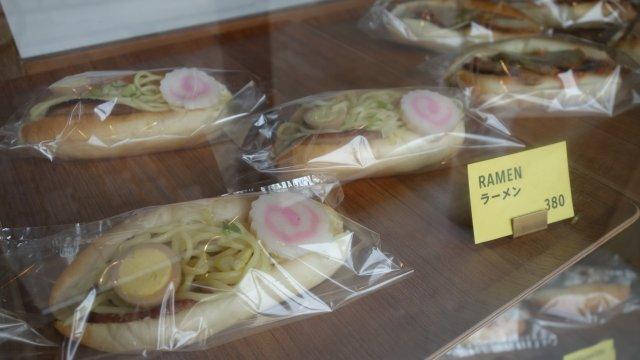 お漬物やラーメンもサンド!?京都のコッペパン専門店『ハッピーバンズ』