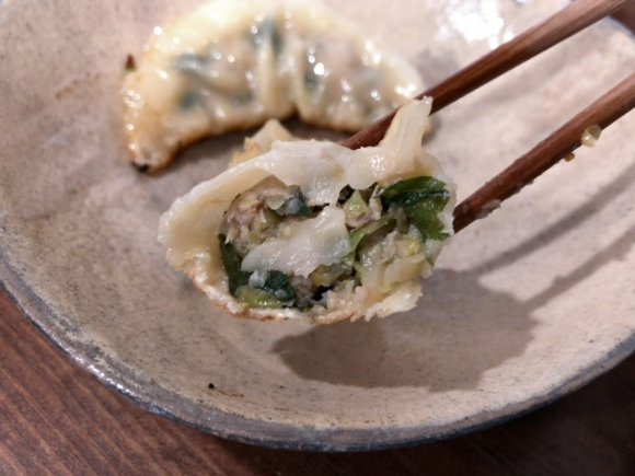 焼き菓子屋さんで餃子定食!?全5種どれも美味しい手作り絶品餃子ランチ