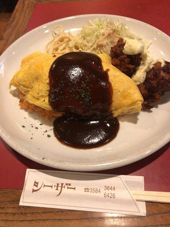 東京でオムライスが美味しい6軒!銀座の老舗洋食店など名店の味を厳選