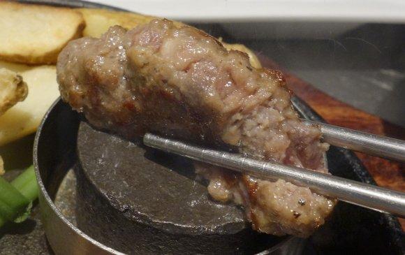 黒毛和牛のハンバーグ一本勝負!お肉の量も選べてお一人様も入りやすい店