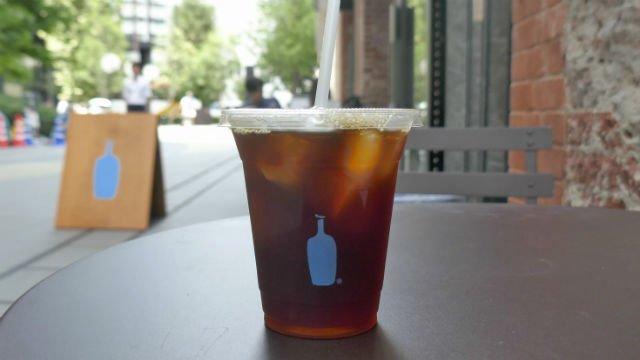 9月18日まで!秋葉原にあの「ブルーボトルコーヒー」が期間限定出店中