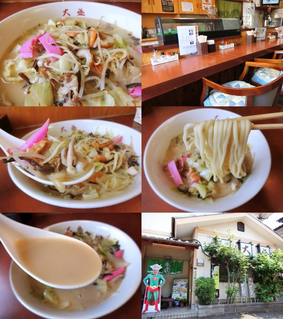 【小浜ちゃんぽん】長崎で食べたい名物!オススメの小浜ちゃんぽん4軒