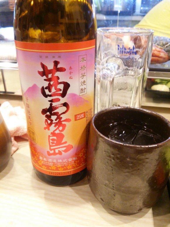 お通しが毛ガニ!!北海道直送の魚介が美味い新橋「蟹喰楽舞」