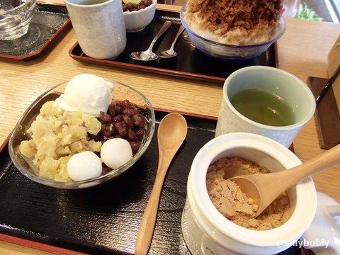 京都市街地ではんなりかき氷!オールシーズン食べられる店3選
