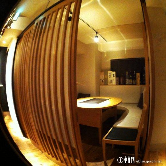 恵比寿駅徒歩5分以内!会食やコンパで使える個室のお店3選