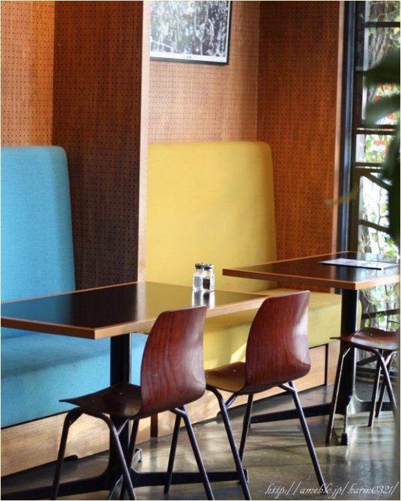 原宿の人気カフェでモーニング!濃厚ギリシャヨーグルトパフェ