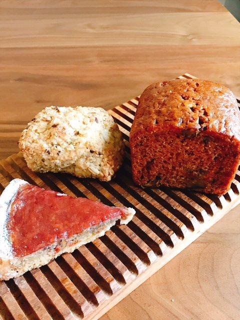全粒粉スコーンが衝撃的な美味しさ!パン激戦区の名古屋でも大人気のお店