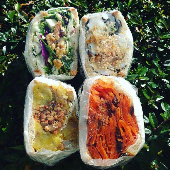 今食べるべきを厳選!代々木公園周辺のお勧めサンドイッチ3選