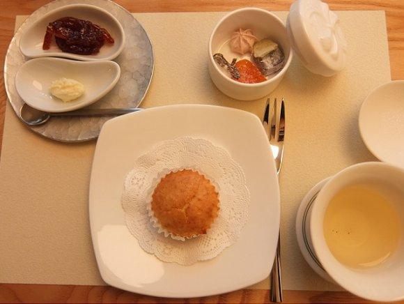 【銀座】ゆっくり静かにお茶を愉しむ、アジアンアフタヌーン