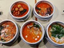 痺辛スープ春雨「麻辣湯」のランチが楽しめる!麻辣湯と火鍋の専門店