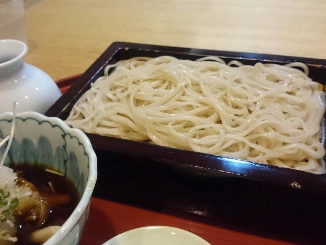 麺よし、出汁よし、雰囲気よし!接待やデートにおすすめのお蕎麦屋さん