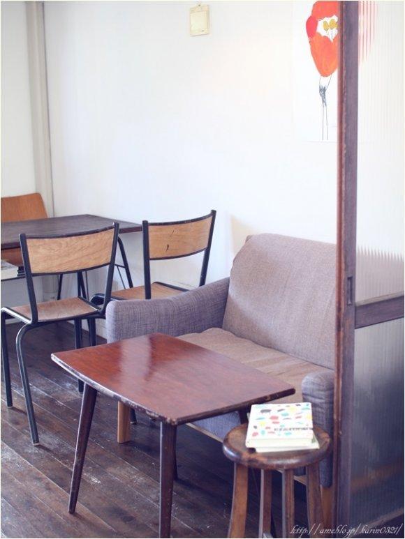 ゆったり癒しのカフェで、世田谷線を眺めつつ体に優しいランチ