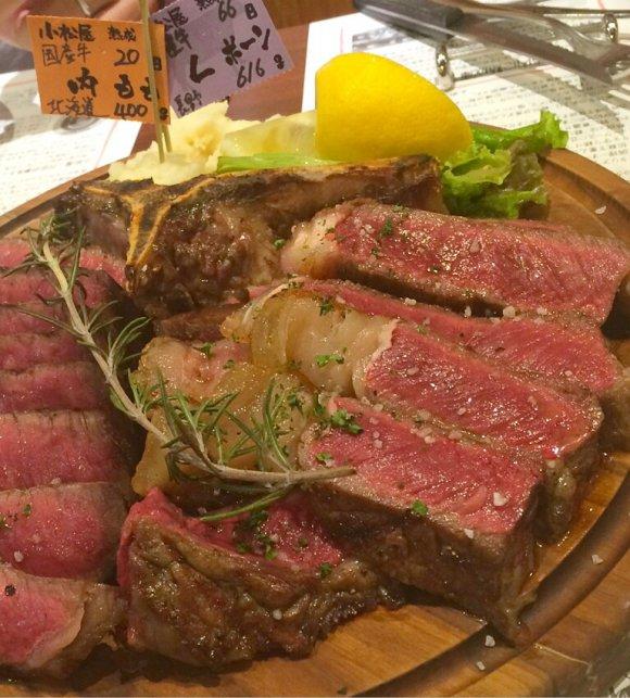 おひとりさまでもグループでも!500g以上のデカ盛り肉が味わえる4軒