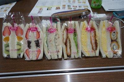マツコの知らない世界で紹介!東京駅界隈のサンドイッチ4選
