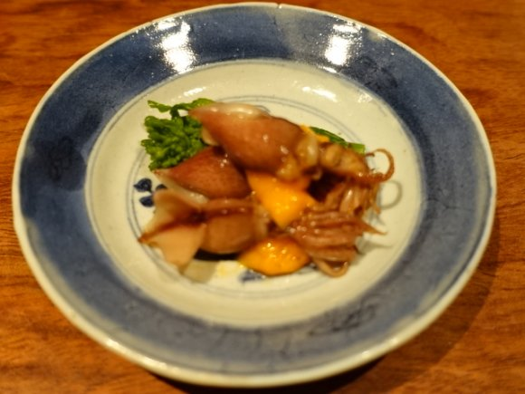 新幹線の時間ぎりぎりまで楽しめる!京都駅近の独創的な和食店