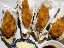 【恵比寿】牡蠣ツ端で名物カキフライ定食!小鉢やデザート付のお得ランチ