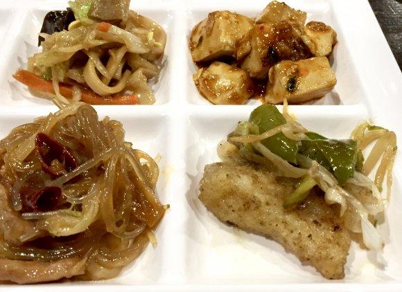 充実のラインナップで大満足!980円で中華食べ放題が楽しめるランチ