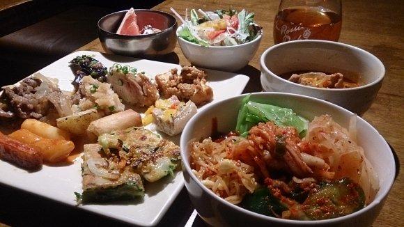 辛さと美味さで寒さを乗り切れ!韓国料理ランチバイキング5選