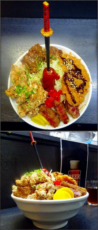 【新店】あっさり好きはお断り!がっつり・こってり・高カロリーな丼店