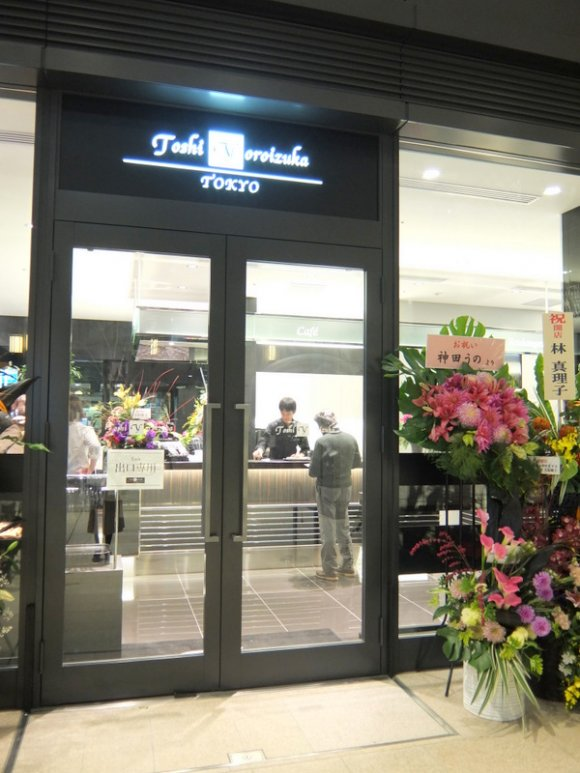 11/25オープン!日本一有名なパティシエ・鎧塚シェフの集大成のお店