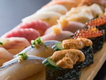 ペアで高級寿司が超お得!銀座の江戸前寿司食べ放題が2名で7000円~