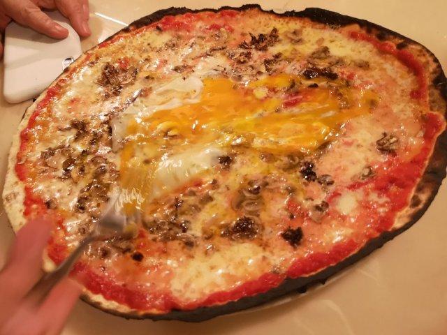 イタリアの空気を感じられる!抜群に美味い本格派ローマピッツァの名店