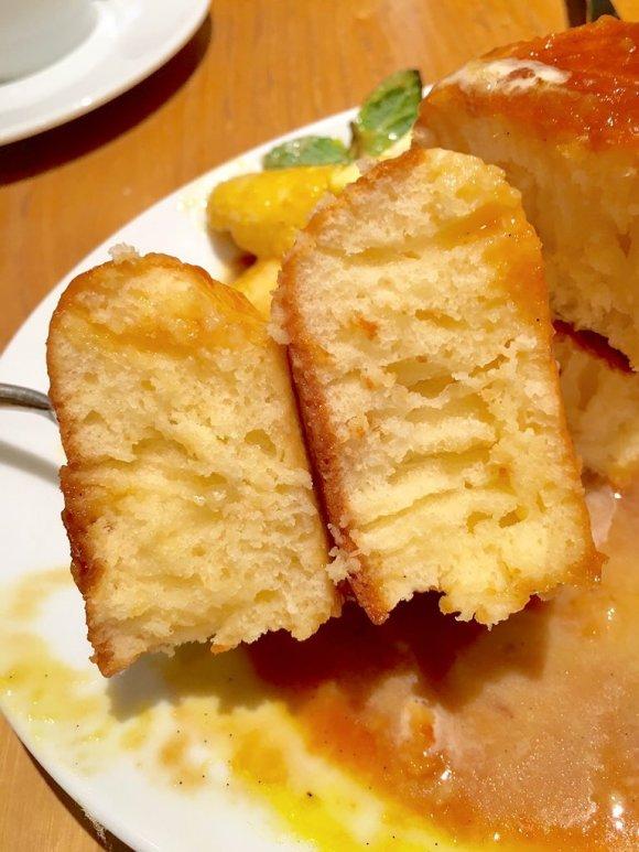 綿菓子の中からパンケーキ?銀座で話題のデイビット・マイヤーズ カフェ