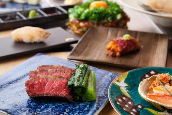 和牛にウニ巻きも!全16品贅沢コースがお値打ちで味わえる恵比寿の新店