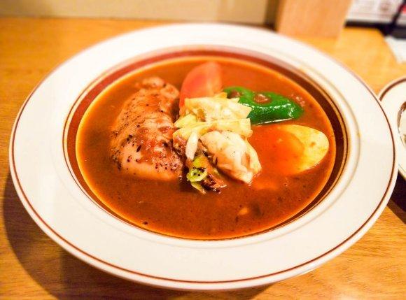 札幌で「スープカレー」が美味しい5軒!ガラクなど地元民に愛されるお店