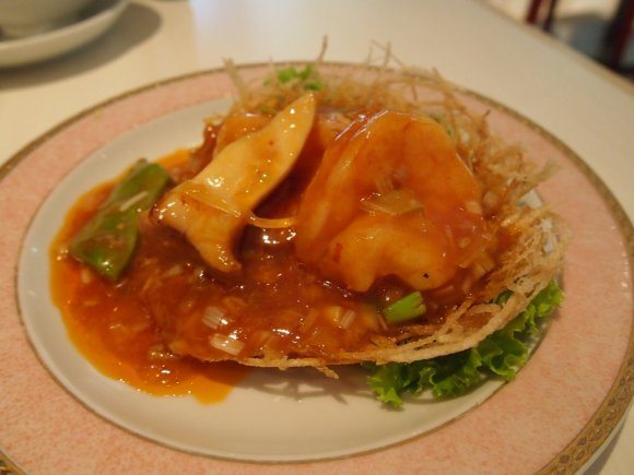1500円でお腹いっぱいに!まるでコースのように豪華な中華ランチ
