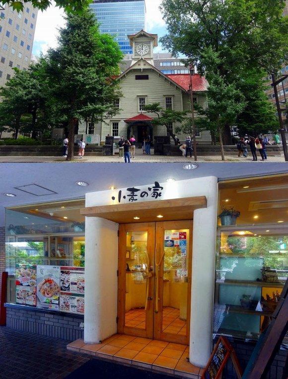 2時間税込1,393円!札幌市時計台前で茹で立てパスタ10種食べ放題