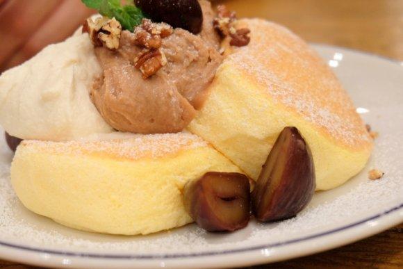 あの「奇跡のパンケーキ」限定メニュー!自由が丘でしか味わえない秋の味