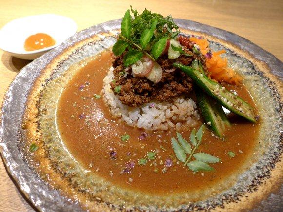 大阪文化の極み!出汁×スパイスの融合が素晴らしい「出汁系カレー」