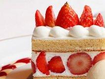 美しい正統派のショートケーキ!資生堂パーラーでお得なケーキセットを