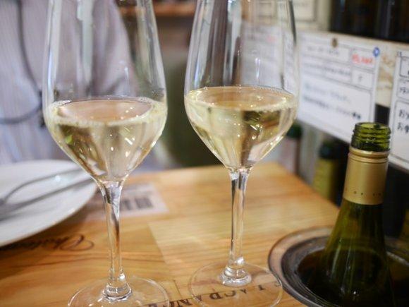 高コスパ!水のようにワインが呑める魚介が旨いビストロ@品川