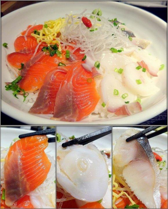 親父のTwitter必見!日替わり「メガ盛海鮮丼」がお得すぎる居酒屋