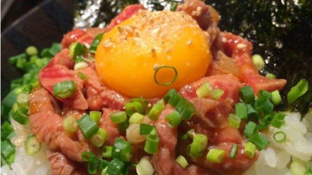 焼肉屋さんが贈るミートな一杯!ランチで食べたい「極上の肉丼」4選