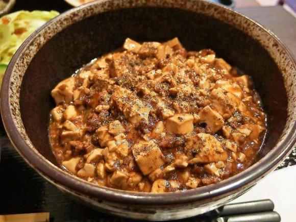 量と安さに驚く!麻婆丼定食が一押しの家庭的な中華料理屋さん