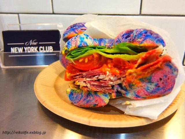 【ニューニューヨーククラブ】麻布十番の種類豊富なベーグルが揃うお店