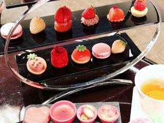 東京でアフタヌーンティーが楽しめる8軒!銀座・新宿など一度行きたい店