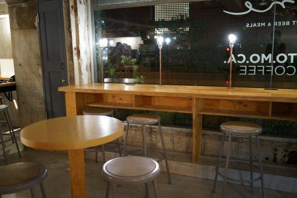 ゆったりとした雰囲気でクラフトビールが飲める、代々木上原駅チカのお店