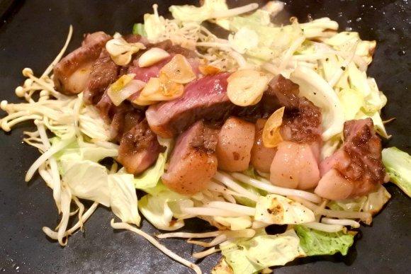 12月は松坂牛ステーキが1000円!下町もんじゃで忘年会はいかが?