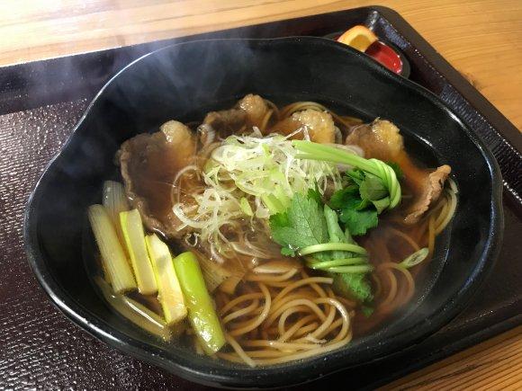 福岡・立花山の麓で味わう!山間ならではの美味い手打ち蕎麦が味わえる店
