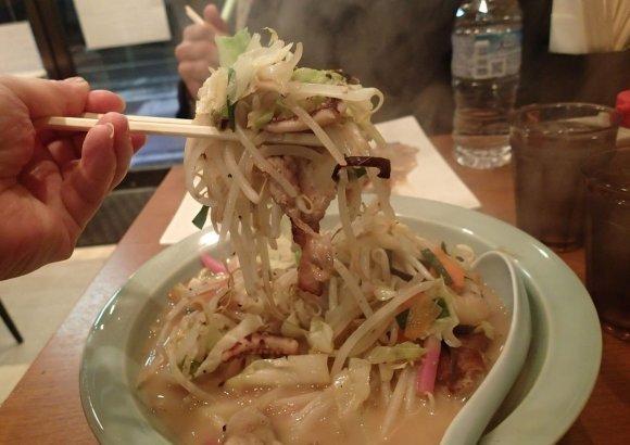 【11/25付】野菜たっぷりちゃんぽんに松茸ご飯!週間人気ランキング
