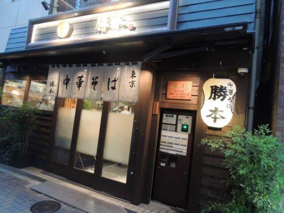 【水道橋~東京駅周辺】盛夏のオフィス街でオススメの冷やしラーメン5杯
